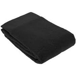Bleach Resistant Towel Black 12pk thumbnail