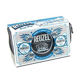 Reuzel Blue Wash Bag thumbnail