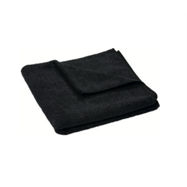 Microfibre Towel Black thumbnail