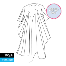 Disposable Full Length Gown 100 pk thumbnail