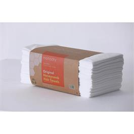 Comfort Disp Towels White 50 pack thumbnail
