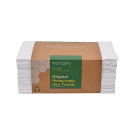 Luxury Disposable Towels White 50pk thumbnail