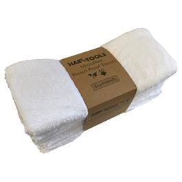 Microfibre Towels White 12pk thumbnail