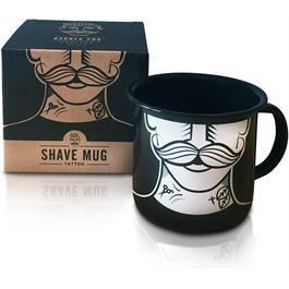 Barber Pro Shave Mug - Tattoo thumbnail