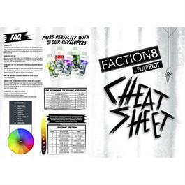 Faction 8 Cheat Sheet Paper Shade Chart thumbnail