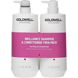 Dualsenses Colour Twin Pack Shampoo & Conditioner 1L thumbnail