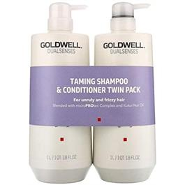 Dualsenses Just Smooth Duo Shampoo & Conditioner 1L thumbnail