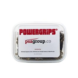 POWERGRIPS Waved Brown Grips - 250 Pack thumbnail