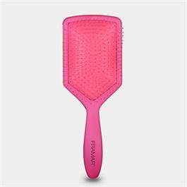 Framar Pink Blush Paddle Brush thumbnail