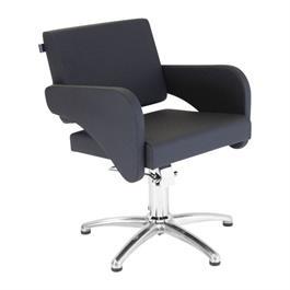REM Havana Styling Chair - Black thumbnail