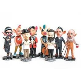 Reuzel Assorted Hoglecitble Bobblehead thumbnail
