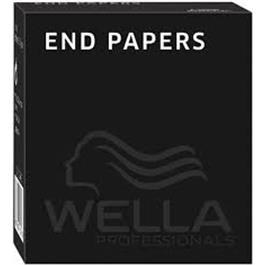 Wella Perm End Papers thumbnail
