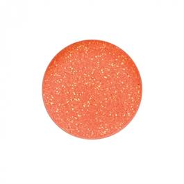 Glitter Dust Flourescent Orange Ice thumbnail