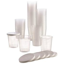 Cups with Lids 80 Pk thumbnail