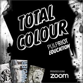 Pulp Riot Total Colour Online Class Dates thumbnail
