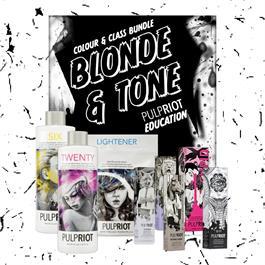 Pulp Riot Blonde & Tone Course & Kit thumbnail