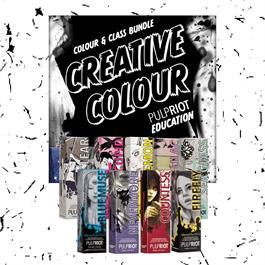 Pulp Riot Creative Colour Course & Kit  thumbnail
