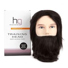 "Gents Head 12""with Beard thumbnail"