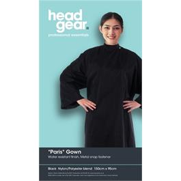 Headgear Paris Deluxe Gown Black thumbnail