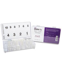 Dura Tip Clear 150 Pack  thumbnail
