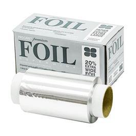 Silver Foil 120mm x 100m thumbnail