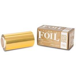 Superwide Gold  Foil 100m x 120mm thumbnail