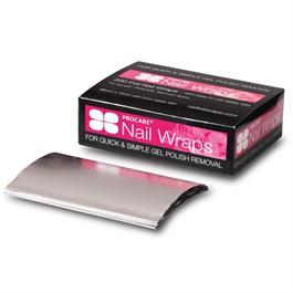 Foil Nail Wraps  thumbnail