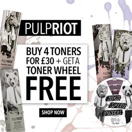 Buy 4 Toners for £30 and get a free Hair Dial Colour Wheel thumbnail