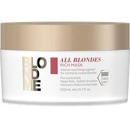 BM All Blondes Rich Mask 200ml thumbnail