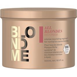 BM All Blondes Rich Mask 500ml thumbnail