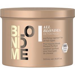 BM All Blondes Detox Mask 500ml thumbnail