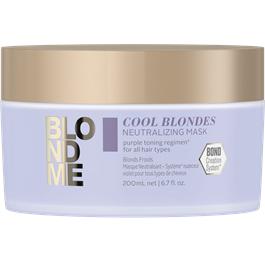 BM Cool Blondes Neutralizing Mask 200ml thumbnail