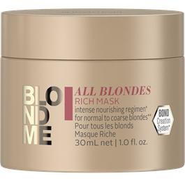 BM All Blondes Rich Mask Mini 30ml thumbnail