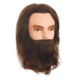 Sibel LEIF Classic Male Head with Beard thumbnail