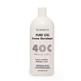 Pure Oxi Creme Developer 40 Vol 1L thumbnail