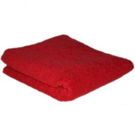 Microfibre Towel x 10 pack Cherry Red thumbnail