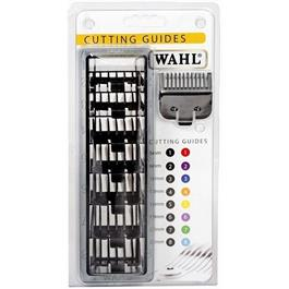 Wahl Black Comb Set No's 1 - 8 thumbnail