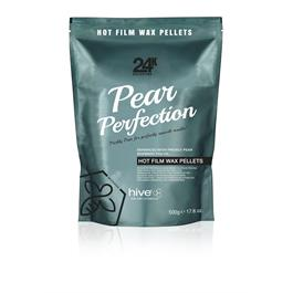 Hive 24k Pear Perfection Hot Film Wax Pellets 500g thumbnail