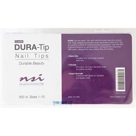 Dura Tip Ultra White 300 Pack - Assorted sizes thumbnail