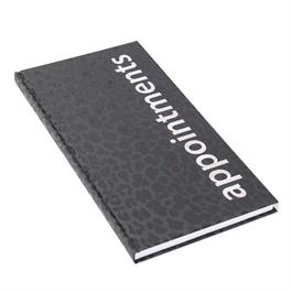 Appointment Book - Black Leopard thumbnail