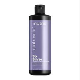 Total Results So Silver Neutralising Purple Mask 500ml thumbnail