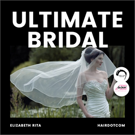 The Ultimate Bride with The HairDotCom Art Team thumbnail