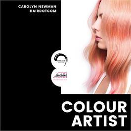 Colour Artist with The HairDotCom Art Team thumbnail