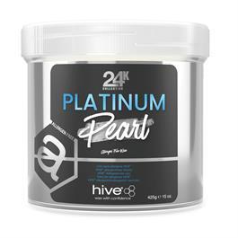 Hive Platinum Pearl Warm Wax 24K Collection thumbnail