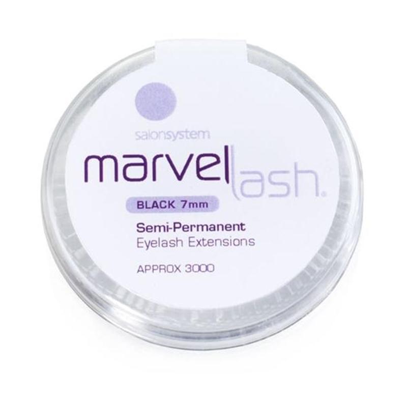 Marvel-Lash Lashes 7mm Black  Image 1