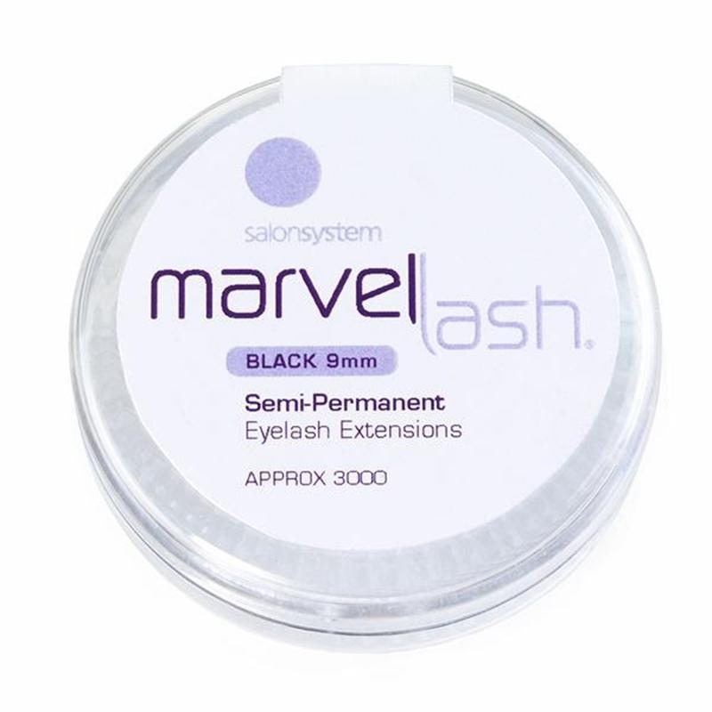 Marvel-Lash Lashes 9mm Black Image 1