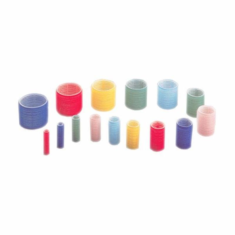 Velcro Rollers Small Pink 25mm Image 1