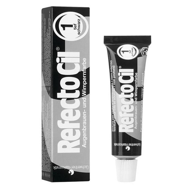 Refectocil Eyelash Tint 15ml - Black Image 1