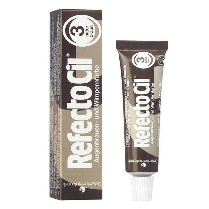 Refectocil Eyelash Tint 15ml - Brown Image 1