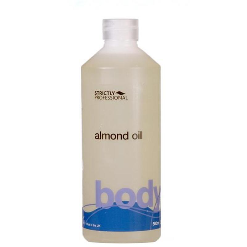 Almond Oil 500ml Image 1